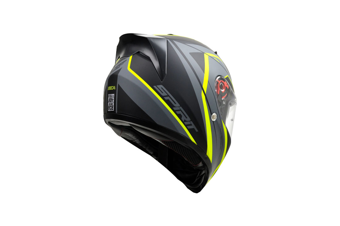 Spirit Seca Full Face Helmet